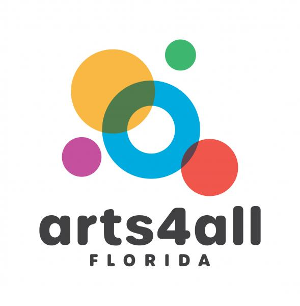 Image: Arts4All Florida Logo