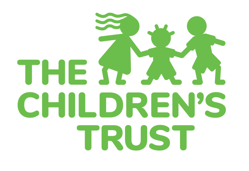 Image: The Children's Trust Logo